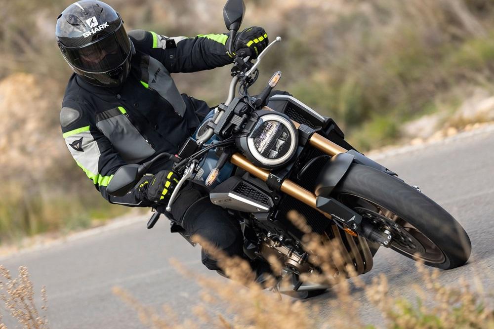 CB650R: La moto A2 distinctive