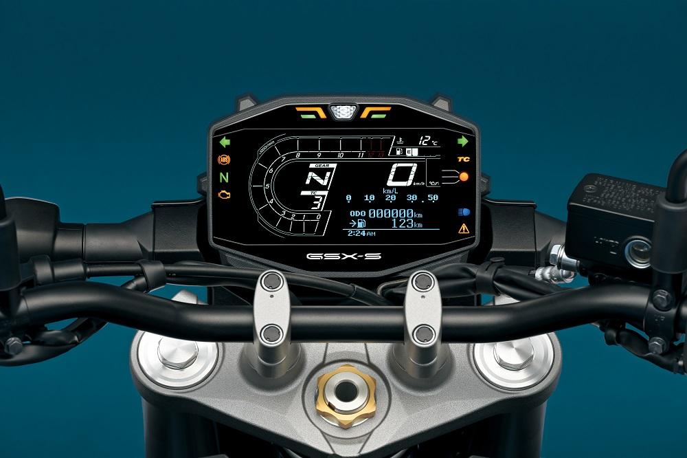 GSX-S950 : Une nouvelle moto d'exception dans l'A2