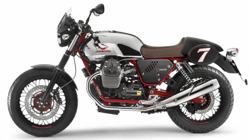 Toutes les Moto Guzzi accessibles avec le permis moto A2