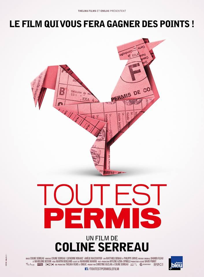 « Tout est Permis » : un film efficace sur le permis à points et le comportement des français au volant