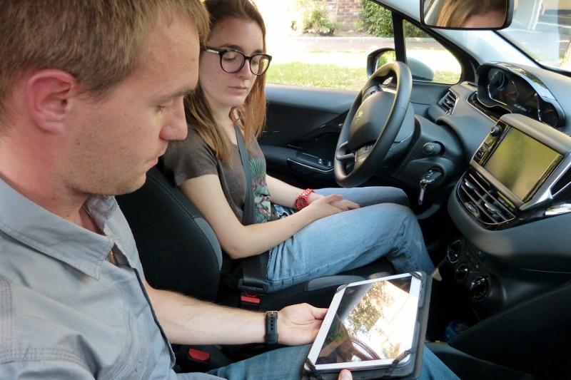 Les tablettes à bord des auto-écoles: Un vrai plus pour les candidats!