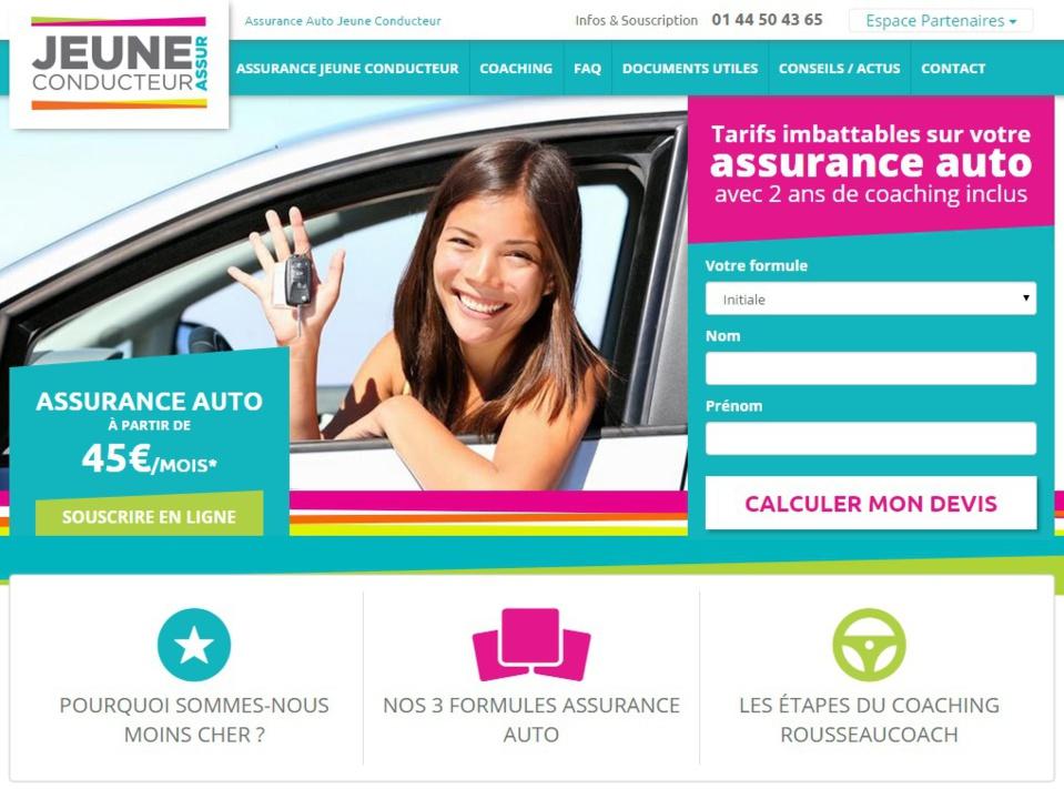 Assurance des jeunes conducteurs: Enfin du nouveau!