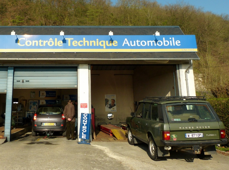 4 r gles d 39 or pour passer facilement le contr le technique for Vendre sa voiture sans controle technique a un garage