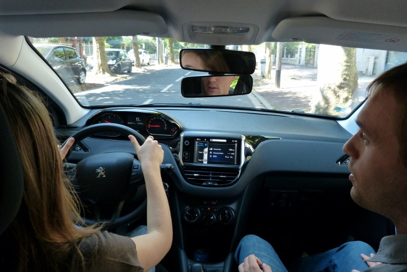 Le permis auto en conduite supervisée : l'ACC des 18 ans et plus !