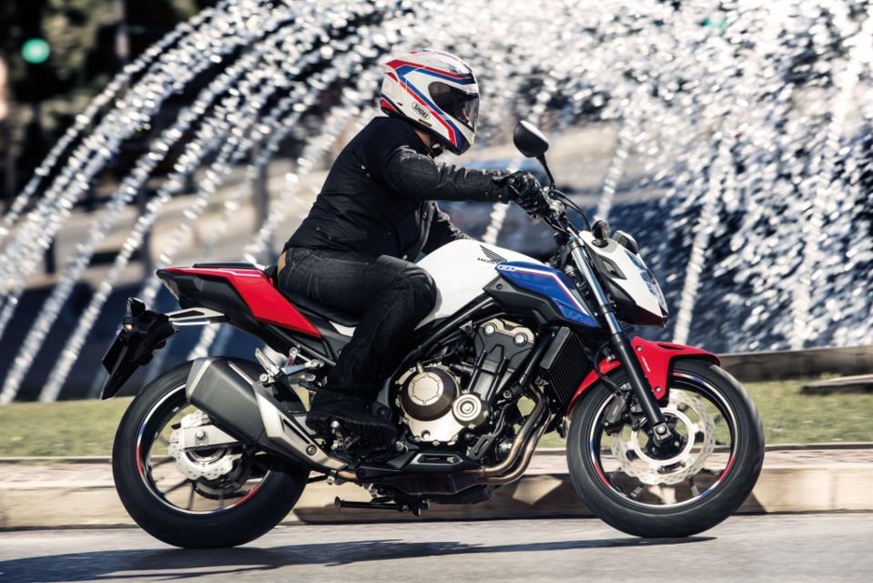La moto géniale du permis A2, mais pas plus...
