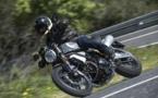 La moto A2 des papas