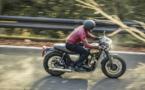 Kawasaki W800 Café Racer : La moto A2 nostalgique