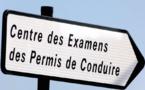 COVID-19: Les examens de tous les permis de conduite, les cours en auto-école et les stages de récupération de point suspendus jusqu'à nouvel ordre