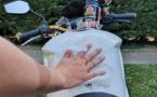 Comment bien laver sa moto avec une lingette