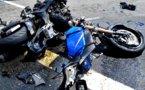 Fiche moto N°2 : Les accidents les plus caractéristiques