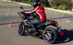 Comment réussir l'épreuve de l'allure réduite du nouveau permis moto