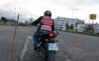 Le permis moto en accéléré: le mirage de la rapidité?