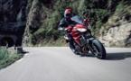 Fiche moto simplifée N°1 : Le risque routier en moto et comportement en présence d'un accident