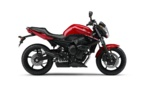 Permis moto : Les vérifications techniques sur la Yamaha XJ6 en conditions d'examen