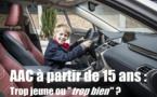 La conduite à 15 ans: Ce qu'il faut savoir derrière cette annonce