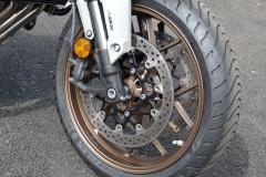 CB650R frein AV