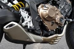 CB650R moteur