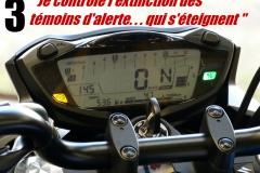 Permis moto vérif technique Suzuki SV650 V1C