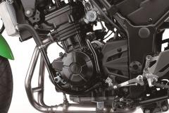Kawasaki 300 Ninja moteur gauche