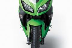 Kawasaki 300 Ninja profil avant